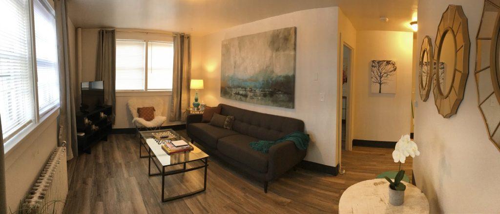 The Loft Apartment in Downtown Lead, South Dakota