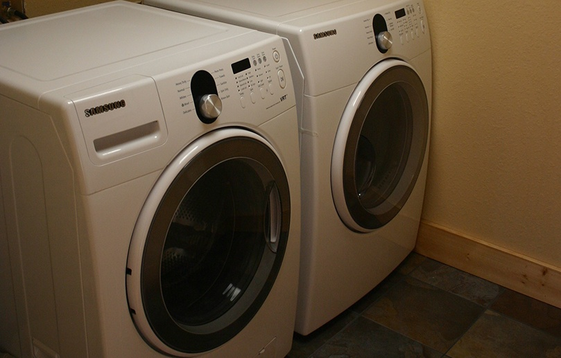Image of Washer and Dryer