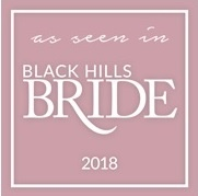 As seen in the 2018 Black Hills Bride edition