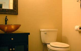 Blackmoon & Homestake Powder Room