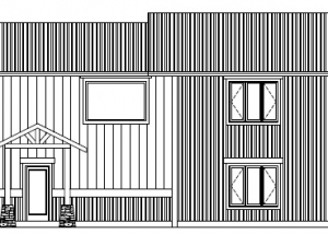 Kussy Chalet Rendering